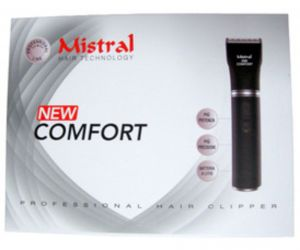 MISTRAL TOSATRICE NEW COMFORT professional hair clipper