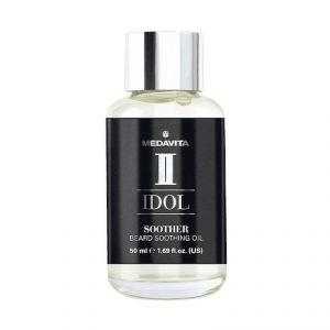 Medavita Idol Man Soother Beard soothing oil 50ml 1,69 fl.oz