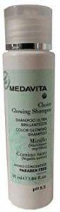 Medavita shampoo color glow 55ml 1,86fl.oz