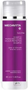 Medavita shampoo protezione colore 55ml 1,86fl.oz