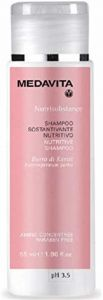 Medavita shampoo sostantivante nutritivo 55ml 1,86fl.oz