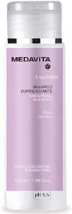 Medavita shampoo superlisciante 55ml 1,86fl.oz
