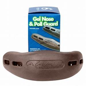 Gel nose and poll guard