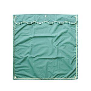 Tenda da Box corta 120x125