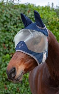 Armour Shield Fly Protector Half Mask (Ears Only) - Large