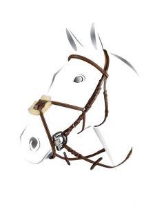 Briglia Equestro mod. Mexican completa di redini