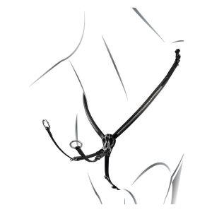 Pettorale clincher silver Equestro