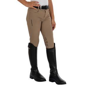 Pantaloni Junior tessuto tecnico con grip