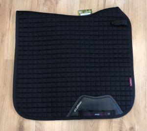 LeMieux ProSport Cotton Dressage Square Black
