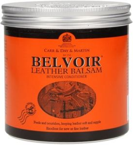 Belvoir Leather Balsam Intensive Conditioner - 500 ml