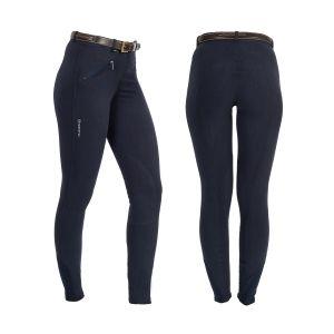Pantaloni Donna Equestro mod. Selene Gel con Grip Ginocchio