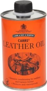Carrs Leather Oil - 300 ml