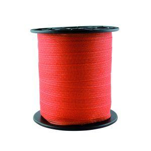 Banda elettrica arancio 4 cm x 200 mt