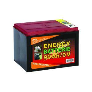 Batteria 9V con durata 10.000 ore