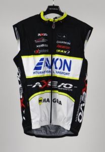 AXEVO GILET SMANICATO ANTIVENTO - TEAM