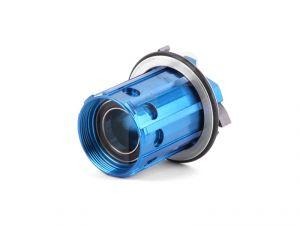 TUNE Rebuild-Kit to Freewheel SH10 speed  Standard 3 Teeth, blue