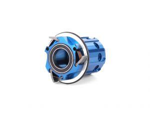 TUNE Rebuild-Kit to Freewheel SH-HG11/SH-HG10 Standard 3 Teeth, blue, for X-12