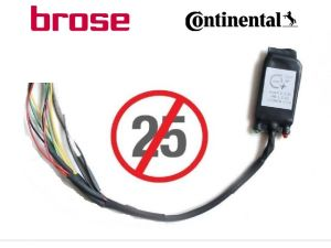 EPLUS RACING SPEED UNLOCKER BROSE-CONTINENTAL