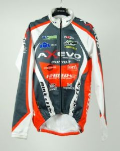 AXEVO GIACCA WINDTEX - ORANGE
