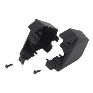 BOSCH Holder Kit for Frame Battery, black (BBS2XX)