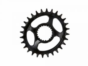GARBARUK - OVAL CHAINRING FOR SHIMANO XTR M9100