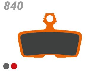 TRICKSTUFF PASTIGLIA BB 840 PER FRENI SRAM/AVID GUIDE RE, CODE (DAL 2011)
