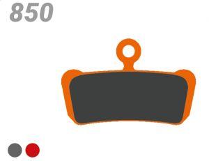 TRICKSTUFF PASTIGLIA BB 850 PER FRENI SRAM/AVID X0, TRAIL/GUIDE