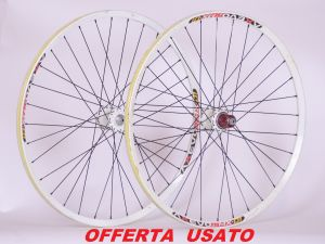 "TUNE COPPIA RUOTE EDELWEISS 26"" (USATE)"