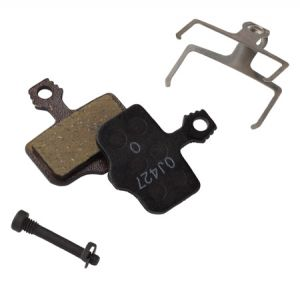 SRAM ORGANIC BRAKE PADS FOR ELIXIR, DB, LEVEL T e TL