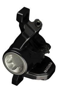 MAGURA Brake caliper MT6, monoblock, cap black - 2013