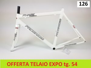 AXEVO PROGRESS TELAIO STRADA PHASE CARBON tg. 54 (EXPO - 126)