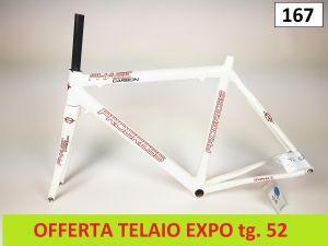 AXEVO PROGRESS TELAIO STRADA PHASE CARBON tg. 52 (EXPO - 167)