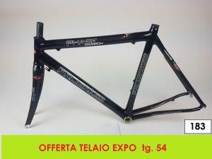 AXEVO PROGRESS TELAIO STRADA PHASE CARBON tg. 54 (EXPO - 183)