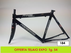 AXEVO PROGRESS TELAIO STRADA PHASE CARBON tg. 54 (EXPO - 184)
