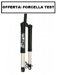 GERMAN ANSWER UPSIDE-DOWN FORK FLAME 29''- 27.5+ 100mm - TEST FORK!!!