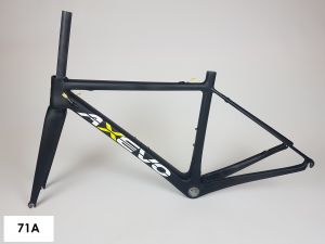 AXEVO RRX CARBON ROAD FRAME size 45 (71A)
