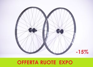 BIKE AHEAD COPPIA THE WHEELS SL 24 29er BOOST  (EXPO)