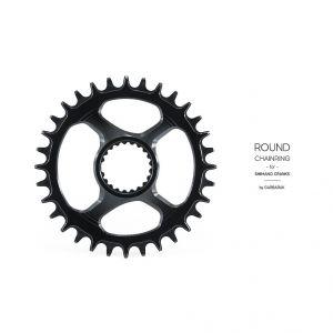 GARBARUK - CORONA ROTONDA DIRECT PER SHIMANO XTR M9100