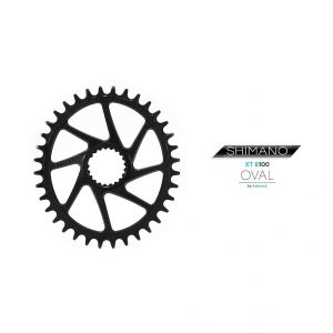 GARBARUK CHAINRING FOR Shimano M7100/M8100 Oval