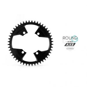 GARBARUK SINGLE CHAINRING 107BCD FOR SRAM AXS ROAD/CX