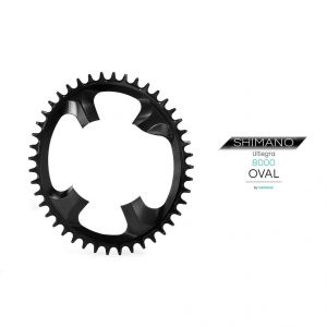 GARBARUK OVAL CHAINRING FOR SHIMANO ULTEGRA 8000