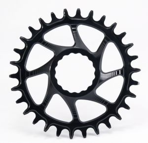 GARBARUK ROUND CHAINRING FOR RACE FACE DIRECT MOUNT (CINCH)