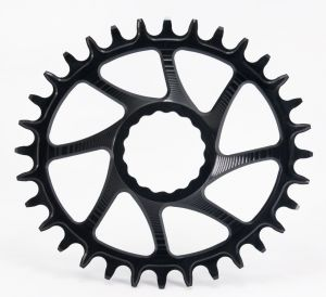 GARBARUK OVAL CHAINRING FOR RACE FACE DIRECT MOUNT (CINCH)