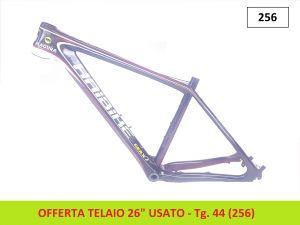 AXEVO HAIBIKE TELAIO GREED RX PRO 26  CARBON  - USATO (256)