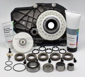 BOSCH E-BIKE Kit di assistenza riparazione BDU2xx Plus nero