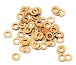 DT SWISS ROUND BRASS WASHER FOR WHEEL NIPPLES