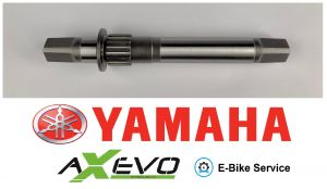 YAMAHA CENTRAL AXLE (PEDALS)  MOTOR  PW/PW-SE