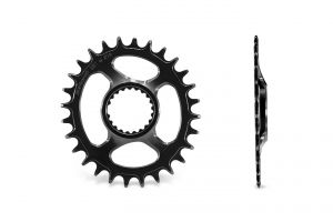 GARBARUK DIRECT OVAL CHAINRING FOR SHIMANO XTR M9100 (CUSTOM)