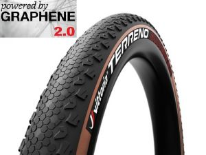 VITTORIA TERRENO XCR GRAPHENE 2.0 4C - 29' TRANSPARENT