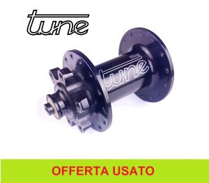 TUNE FRONT HUB KING  28H  (USED)
